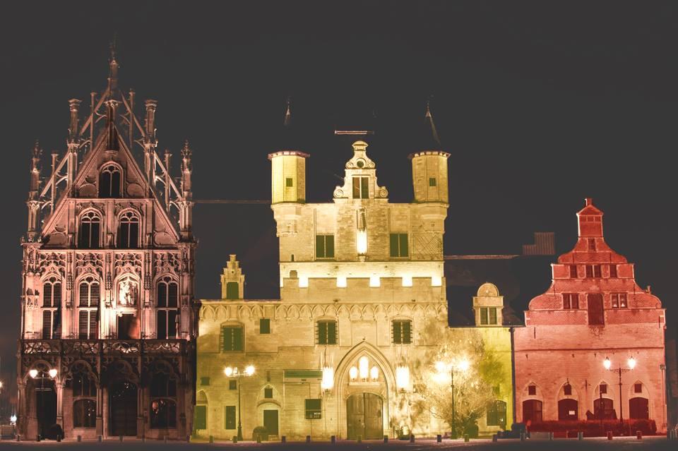Mechelen in rouw